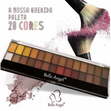 T016 SOMBRAS NATURAL BEAUTY CRUSH C/ 12