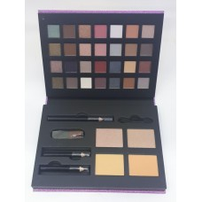 1801-1 / 1801-2 KIT MAQUIAGEM GLAMOUR ANYCOLOR