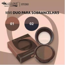 DSML DUO DE SOBRANCELHA MAX LOVE C/ 22